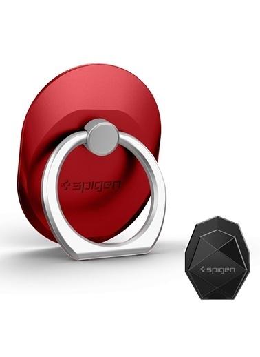 Spigen Spigen Telefon Halkası Style Ring Selfie Yüzük Kırmızı
